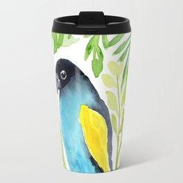 A Day at the Conservatory Travel Mug