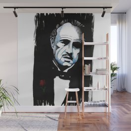 The Godfather Wall Mural