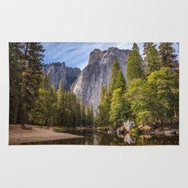 Heavenly Landscape Rug