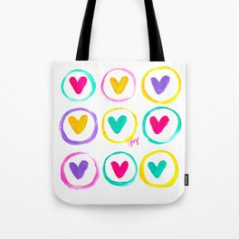 We Are Made of Colours Tote Bag