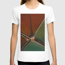 The Tower – Abstract Landscape Photography T-shirt