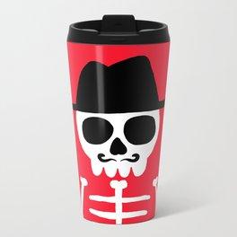 El Skeletor Metal Travel Mug