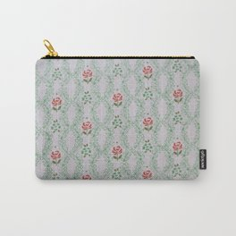 Vintage Quilt Carry-All Pouch