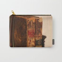 Antique Books 2 Carry-All Pouch