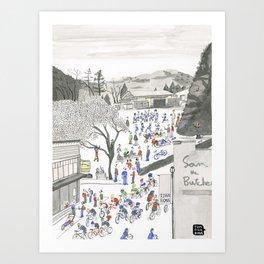 ross common Art Print