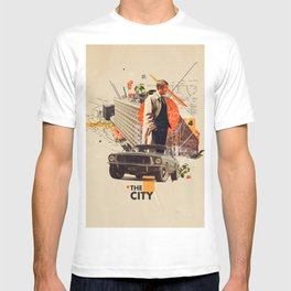 The City 1968 T-shirt