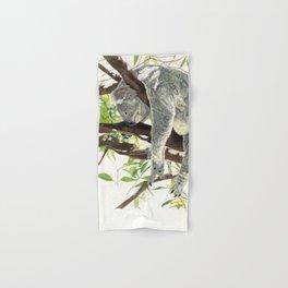 Koala Hand & Bath Towel