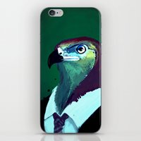 lawyer iPhone & iPod Skins featuring lawyer by Filip Radulescu