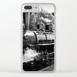 No 2 Baldwin at Brecon Clear iPhone Case