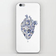 Broken heart - kintsugi iPhone & iPod Skin
