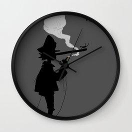 'noke Wall Clock