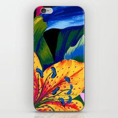 Let's Go Abstract iPhone & iPod Skin