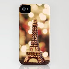 The Eiffel Tower Ornament iPhone (4, 4s) Slim Case