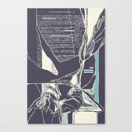 Gravity #5 Canvas Print