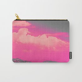 We gazed the beauty of teenage dreams vaporizing into uncertainty. Carry-All Pouch