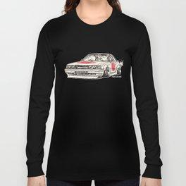 Crazy Car Art 0176 Long Sleeve T-shirt