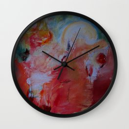 summer dream Wall Clock
