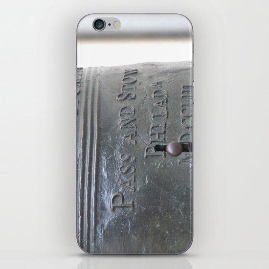 Liberty Bell Philadelphia iPhone & iPod Skin