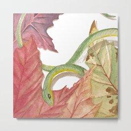 Snake Boi Metal Print