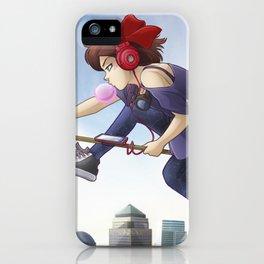 Kiki's Logistics iPhone Case
