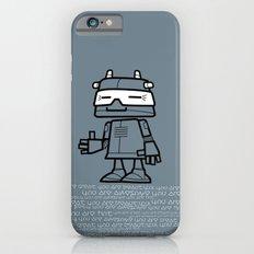 Ze Robot, Cool :) iPhone 6s Slim Case