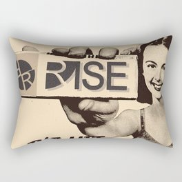 Rise Rubino 2 Rectangular Pillow