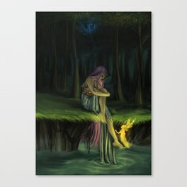 12 hours Canvas Print