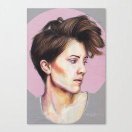 Heartthrob Canvas Print