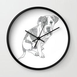 Lesley 2 Wall Clock