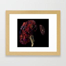 Polycystic Kidney Disease Framed Art Print