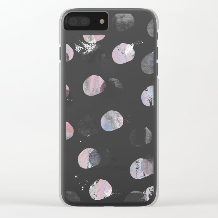 HT01 Clear iPhone Case
