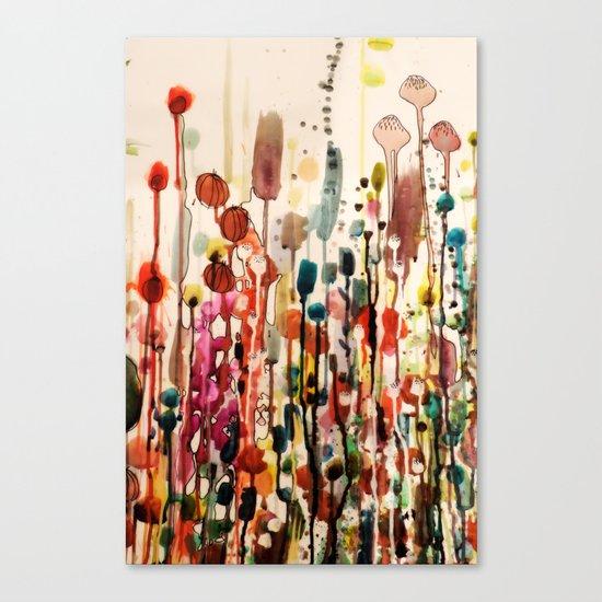 ouvrir une fenetre Canvas Print