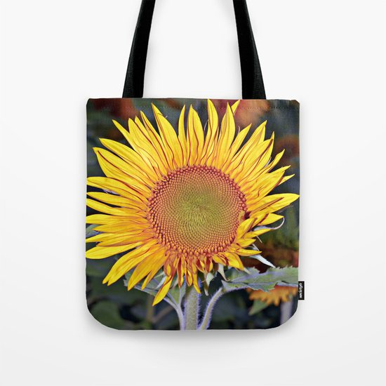 Floating SUN Tote Bag