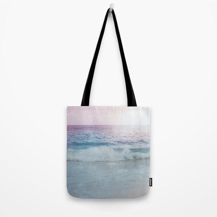 Cali Ocean Vibes Tote Bag