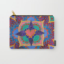 Feral Heart #02 Carry-All Pouch