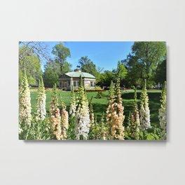 Ballarat Botanical Gardens in Spring Metal Print