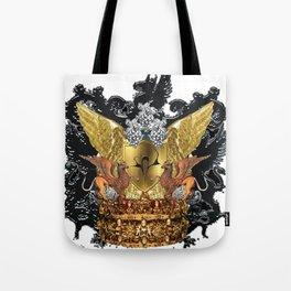 Kea Crest Tote Bag