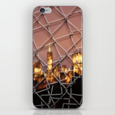 the city lines iPhone & iPod Skin