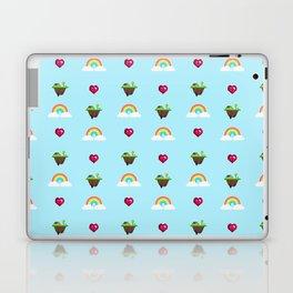 Somewhere Over The Rainbow pattern Laptop & iPad Skin