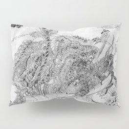 Pencil Lace Pillow Sham