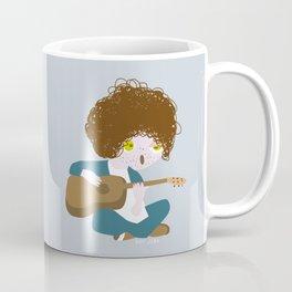 Curly Bob Coffee Mug