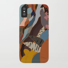 the joy of being Six-feet-under iPhone Case