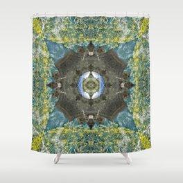 Gigante: Monterosso al Mare Shower Curtain