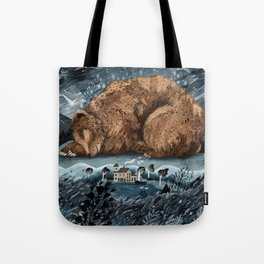 The Lake House Tote Bag
