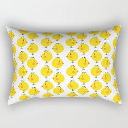 chick chick Rectangular Pillow