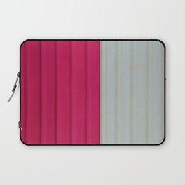 Pattern Pink & Gray Laptop Sleeve