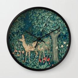 "John Henry Dearle ""Greenery"" 2. Wall Clock"