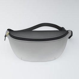 Black Ombre - Grey Monotone Fanny Pack