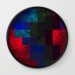 SLEEPING DEMON Wall Clock