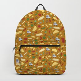 Tacos & Burritos Backpack